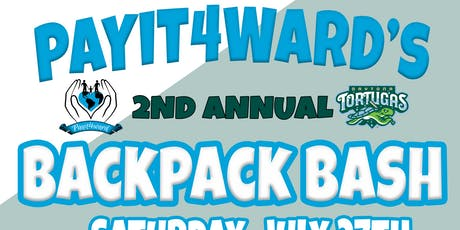 2nd Annual Back to School Backpack Bash tickets