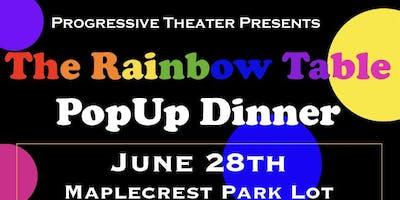 The Rainbow Table: PopUp Dinner