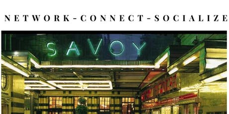 Networking and Social ladies lunch at Savoy Hotel: Michelin Star dining tickets