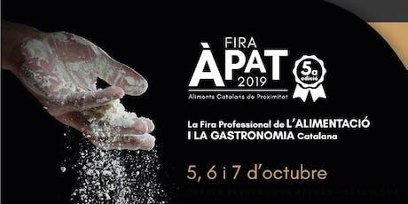 Fira ÀPAT 2019 tickets