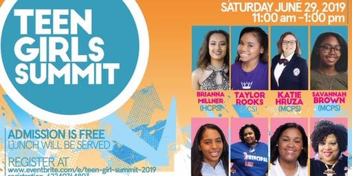 Teen Girls Summit 2019