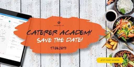 Catering in der digitalen Welt. LEMONCAT Caterer Academy mit Doreen Huber.