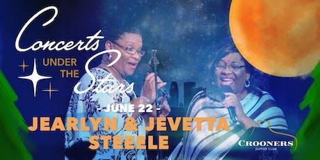 Jearlyn and Jevetta Steele tickets