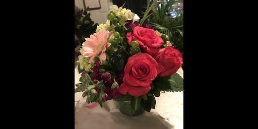 June Blooms Again Floral Workshop