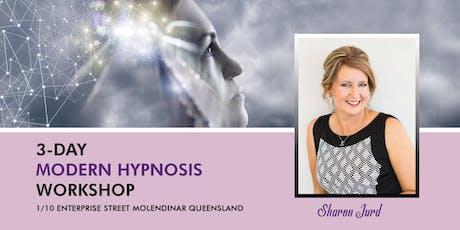 3-DAY MODERN HYPNOSIS WORKSHOP tickets