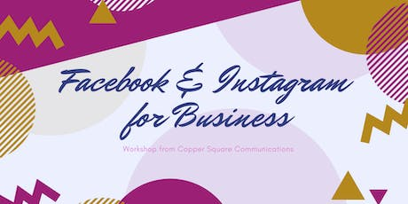 Facebook & Instagram for Business tickets