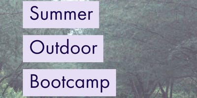 Summer Outdoor Bootcamp