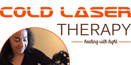 Free Health Seminar: Cold Laser Therapy tickets