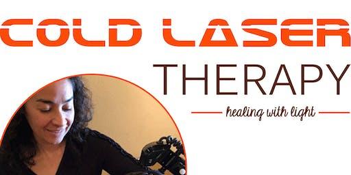 Free Health Seminar: Cold Laser Therapy