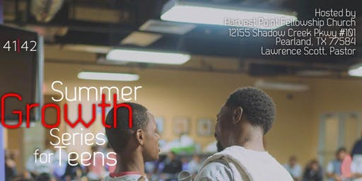 Summer Growth Series for Teens