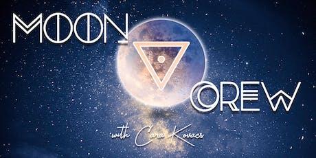 Moon Crew - Full Moon in Sagittarius: Igniting Your Inner Fire tickets
