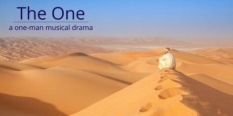 The One | A One-Man Musical Drama tickets