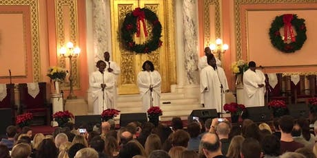 Harlem Gospel Holiday Celebration tickets
