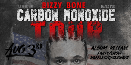 Bizzy Bone - Carbon Monoxide Tour tickets