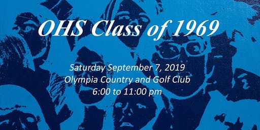 Olympia High School Class of 1969 Reunion Event