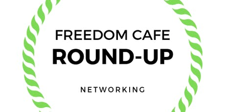 Freedom Cafe Round-up tickets