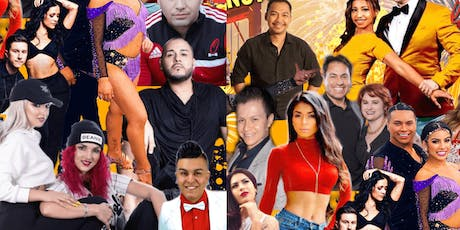 11th San Francisco BACHATA Festival - July 19-22 tickets