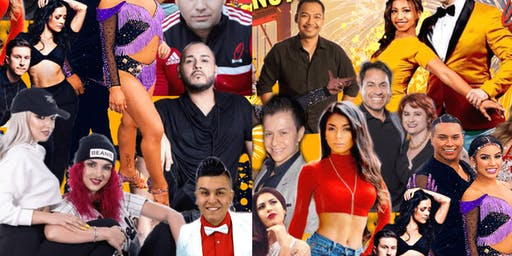 11th San Francisco BACHATA Festival - July 19-22