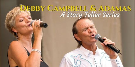 Debby Campbell and Adamas NCRT tickets