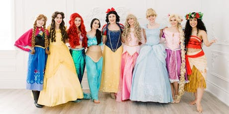 Meet & Greet: Enchanted High Tea with Elsa & Anna tickets