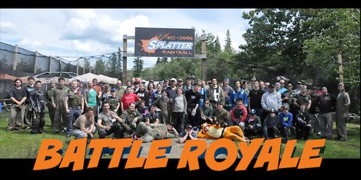 Battle Royale for Big Brothers Big Sisters