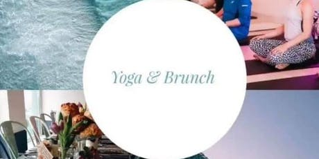 Shells Yoga and Outdoor Brunch Club tickets