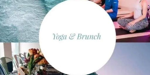 Shells Yoga and Outdoor Brunch Club