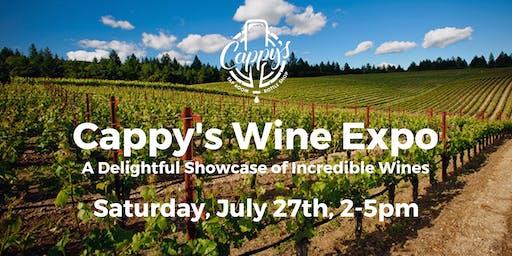 Cappy's Wine Expo