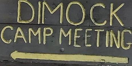 Dimock Camp Meeting 2019 Opening Hymn Sing