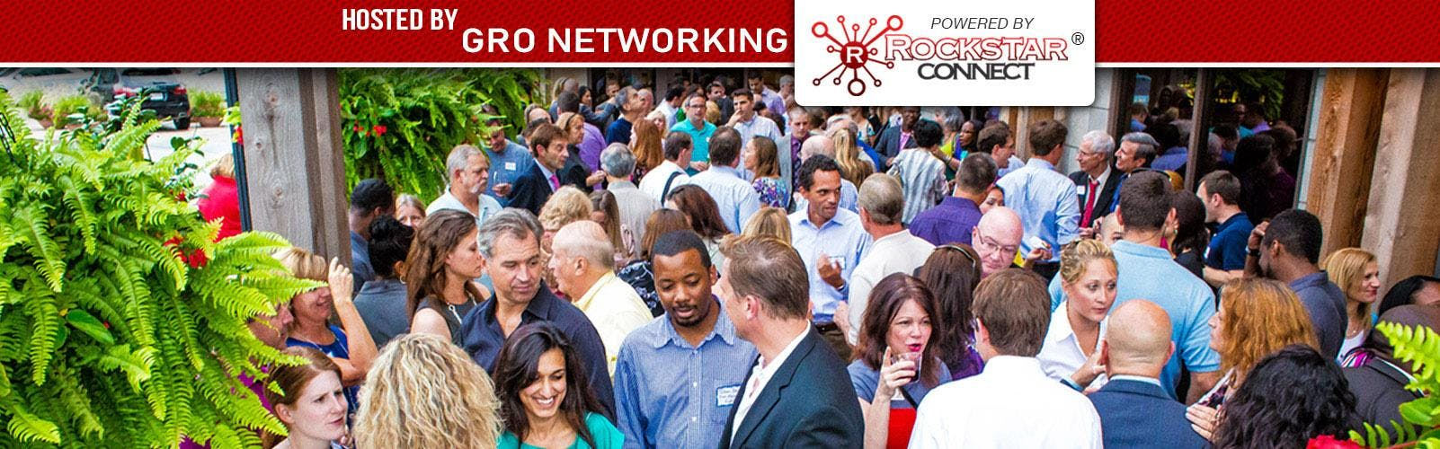 Free Brier Creek Rockstar Connect Networking Event (June, near Raleigh)