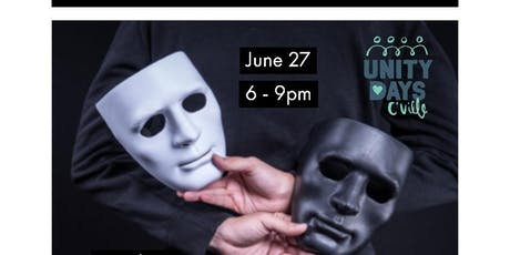 """""""The Mask You Live In"""" tickets"""