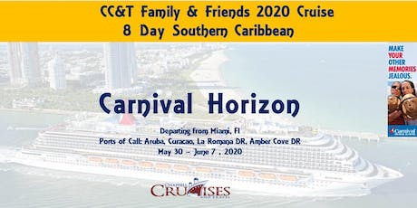2020 Southern Caribbean Cruise tickets