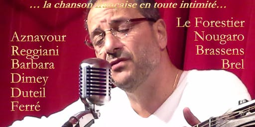 La chanson française en toute intimité... à l'Atelier Matreselva !