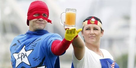 """Marvel"" at San Diego's Craft Beer Scene! tickets"