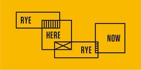 Rye Here Rye Now June tickets