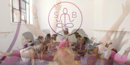 FREE BARRE CLASS C/O SHAKTIBARRE L.A. (at The Space in Santa Monica)!