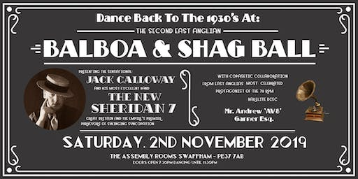 The East Anglian Balboa & Shag Ball