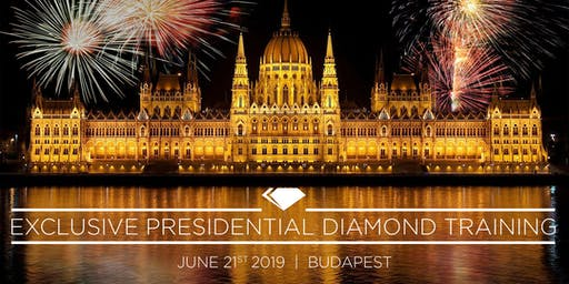 Exclusive Presidential Diamond Training - Budapest