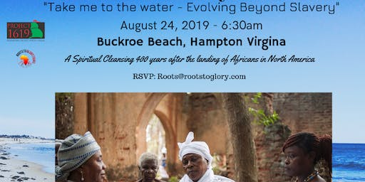 Tribute to the Ancestors - 400 years after the landing of the first Africans in N America!