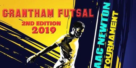 Sir Isaac Newton Futsal Tournament 2019 tickets