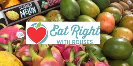 Rouses Dietitian Cooking Demo w/ Fox10 tickets