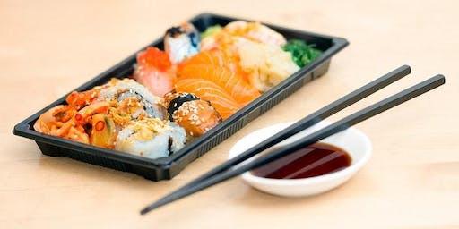 Sushi Dinner Social - Meet & Eat!