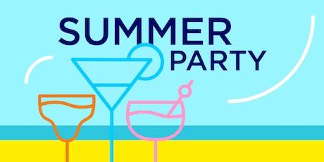 The Media Society Summer Party '19 tickets