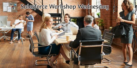 CRM for Nonprofit Organizations and Foundations - Salesforce Workshop Wednesday Series tickets