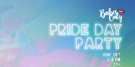 Pride Day Party tickets
