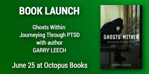 Book Launch: Ghosts Within by Garry Leech