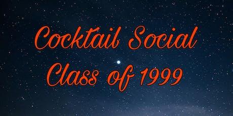 Cocktail Social Billings Senior Class of '99 tickets
