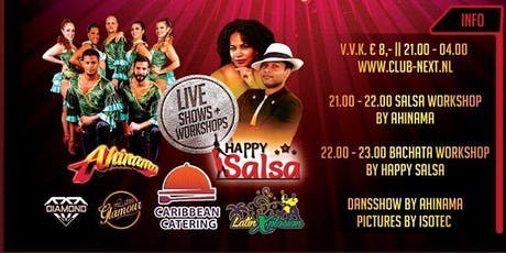 Salsa night tickets