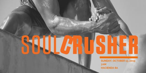 SOUL CRUSHER Obstacle Course Race / October Edition