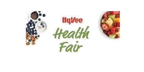 FREE Health Fair tickets